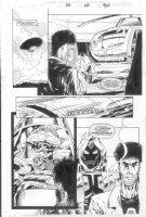 LIM, RON - X-Men '99 #22 pg 30, future Dr Doom Comic Art