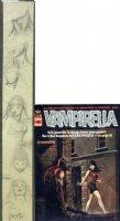 FRAZETTA, FRANK - Vampirella cover logo icon & designs Comic Art