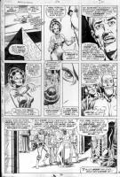 POLLARD, KEITH - Master of Kung Fu #26 pg 26 Comic Art