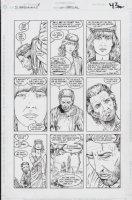 TALBOT, BRYAN - Sandman Special #1 pg 41 - Sandman's Wife & Son Comic Art