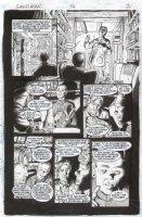 TALBOT, BRYAN - Sandman #54 pg 2 - Worlds' End Inn saga.  Comic Art