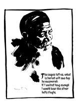 MUTH, JON J - Sandman #74 page 8, 12 Comic Art