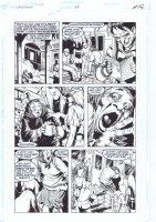 MCMANUS, SHAWN - Sandman #32 pg 15  Comic Art