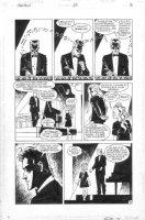 CASE, RICHARD - Sandman #68, Lucifer & Endless Delirium Comic Art