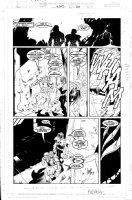 MADUREIRA, JOE - Uncanny X-Men #342 pg 20, Gambit & Joseph / Magneto  Comic Art