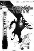 HARRIS, TONY - Starman #1,000,000 cover Comic Art