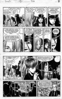 BACHALO, CHRIS - DEATH HCOL #2 pg11 of 26 pg story art Comic Art