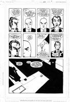 SALE, TIM - Superman Confidential #3 pg 11, Lex Luthor 2007 Comic Art