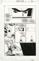 SALE, TIM - Batman Dark Victory #6 pg 13, Sofia Falcone is cut from the mob Comic Art