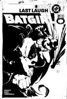 SALE, TIM - BATGIRL #21 cover, New Batgirl -  Comic Art