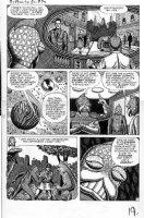 FOX, MATT / LARRY LIEBER - Tales To Astonish #51 Sci Fi Alien story- pg 2 of 5 Comic Art