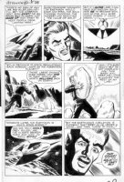 LIEBER, LARRY / GEORGE ROUSSOS - Tales To Astonish #51 Wasp story- page 4 of 5 Comic Art