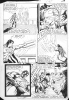 ALFREDO ALCALA / STAN WOCH - World's Finest #313 pg,  spotlight on Superman Comic Art