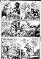 ALCALA, ALFREDO - Kong #2 pg 17 Comic Art