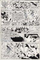 STATON, JOE - Batman Family #18 page 4,  early Huntress story Comic Art