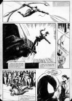 BAKER, KYLE - Web of Spider-Man #13 page 4 Comic Art