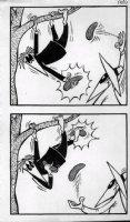 PROHIAS - Mad Spy vs Spy 1970 book pg 160 bananas Comic Art