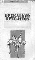 PROHIAS - Mad Spy vs Spy 1970 book splash pg 147, Operation Comic Art