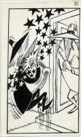 PROHIAS - Mad Spy vs Spy 1970 book pg 51, punching your-self Comic Art