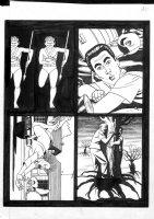 HERNANDEZ, JAIME - Love & Rockets #32 Cover Comic Art