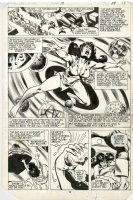 VOSBURG, MIKE - She-Hulk #14 pg 18, She-Hulk large image, 1981 Comic Art