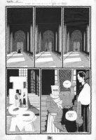 SIM, DAVE with GERHARD - Cerebus #178 pg 20 Comic Art
