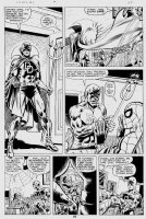 BRODERICK, PAT - What If #19 pg 23, Spider-Man, Daredevil Comic Art