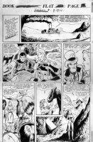 ELIAS, LEE - Rangers #24 / Firehair #1 page 3, 1945 /1948 Comic Art