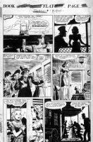 ELIAS, LEE - Rangers #24 / Firehair #1 page 4, 1945 /1948 Comic Art