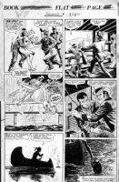 ELIAS, LEE - Rangers #24 / Firehair #1 page 5, 1945 /1948 Comic Art
