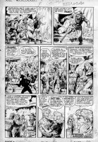 SCHROTTER, GUS (Iger Shop) - Rangers #52 page 10 of 10 page Firehair story Comic Art