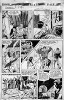 ELIAS, LEE - Rangers #23 / Firehair #1 last page 10, 1945 /1948 Comic Art