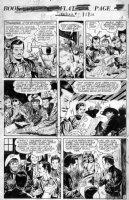 ELIAS, LEE - Rangers #23 / Firehair #1 page 5, 1945 /1948 Comic Art