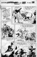 ELIAS, LEE - Rangers #23 / Firehair #1 page 6, 1945 /1948 Comic Art