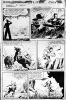 ELIAS, LEE - Rangers #23 / Firehair #1 page 7, 1945 /1948 Comic Art