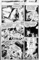 ELIAS, LEE - Rangers #23 / Firehair #1 page 9, 1945 /1948 Comic Art