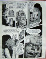 SPARLING, JACK - Creepy #36-  If A Body Meet A Body- pg 50, Uncle Creepy Comic Art