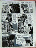 SPARLING, JACK - Creepy #36-  If A Body Meet A Body- pg 51 Comic Art