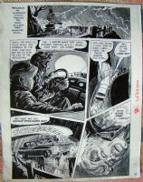 SPARLING, JACK - Creepy #36-  If A Body Meet A Body- pg 1 (48) Comic Art