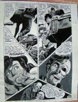 SPARLING, JACK - Creepy #36-  If A Body Meet A Body- last page Comic Art