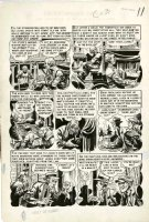 DAVIS, JACK (retired) - Vault of Horror #27 2up pg 3, classic conjoined-twin story w/ CRYPT KEEPER app! Comic Art