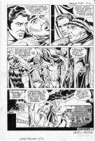NORRIS, PAUL/ Mike Royer _ Tarzan #194 2up page - Lost Empire Comic Art
