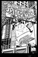 QUESADA, JOE - Amazing Spidey #594 Cover Comic Art