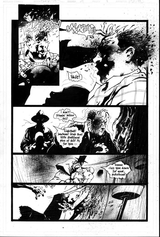 Ashley Wood Comics Ashley Wood
