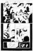 WOOD, ASHLEY - ALPHA FLIGHT #13 pg 11 Comic Art