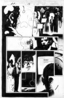 WOOD, ASHLEY - ALPHA FLIGHT #13 pg 20 Comic Art