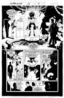 WOOD, ASHLEY - Alpha Flight #13 pg 7, big panel Comic Art