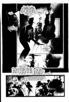 WOOD, ASHLEY - Garth Ennis' Shadowman #3 pg 14 Comic Art