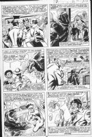 HALL, BOB - Marvel Classics #36 pg 38, Christmas Carol Comic Art