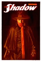 ROSS, ALEX - The Shadow #11 painted cover, Dynamite - full portrait - 2013 Comic Art